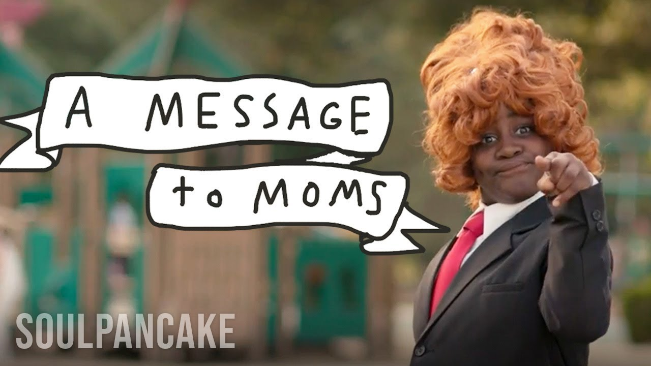 Kid President Needs All Moms To See This! - YouTube
