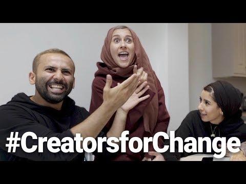 #YourAverageMuslim - Episode 1 (The Big Debate) | Creators for Change