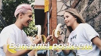 VELI VS SISKO - HAASTE // ft. Saana Boelius 💛