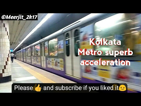 Kolkata Metro Superb Speed thumbnail