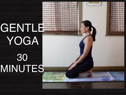 Gentle Yoga for All Levels - Seated Poses and Stretches - 30