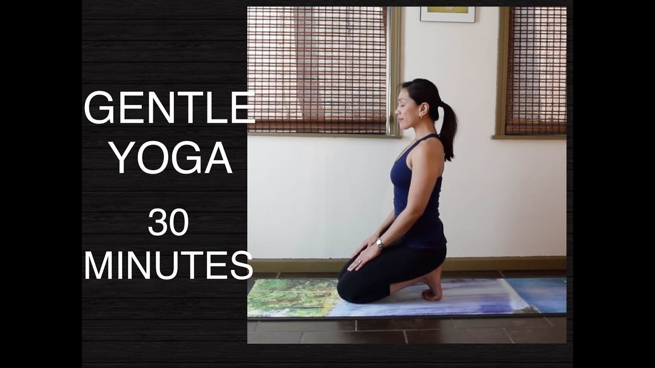 Gentle yoga for all levels seated poses and stretches for Floor yoga poses for seniors