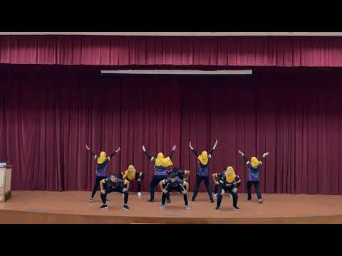 ( JOHAN ) - MIVG 2018 Aerodance by UiTM Sg Buloh ( Stage Ver. ) in UKM