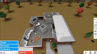 How to make a 42k Dollars House In bloxburg!