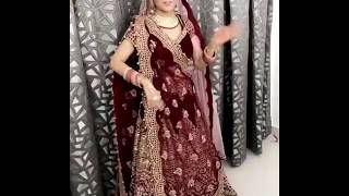 Indian Bride's Dance on Laung Laachi | The Wedding Script