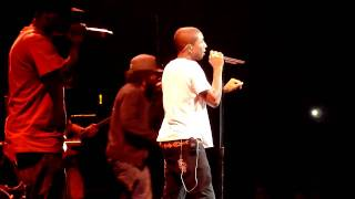 N.E.R.D. - God Bless Us All HD 10/27/10 Gibson Amphitheatre