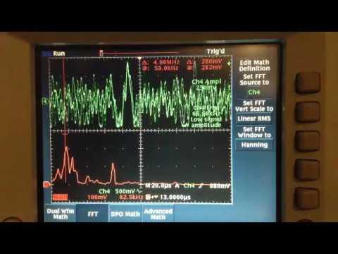 Neutron Detector bug fixing ... Discrete Breathers?