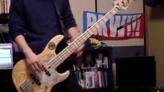 THE ORAL CIGARETTES / エイミー 弾いてみた ベース