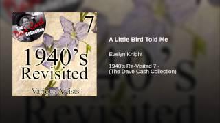 A Little Bird Told Me Thumbnail