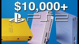 The Rarest, Coolest, and Most Expensive PS2