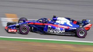 F1 2018 - Toro Rosso STR13 Honda Sound