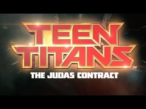 Teen Titans: The Judas Contract - Trailer streaming vf