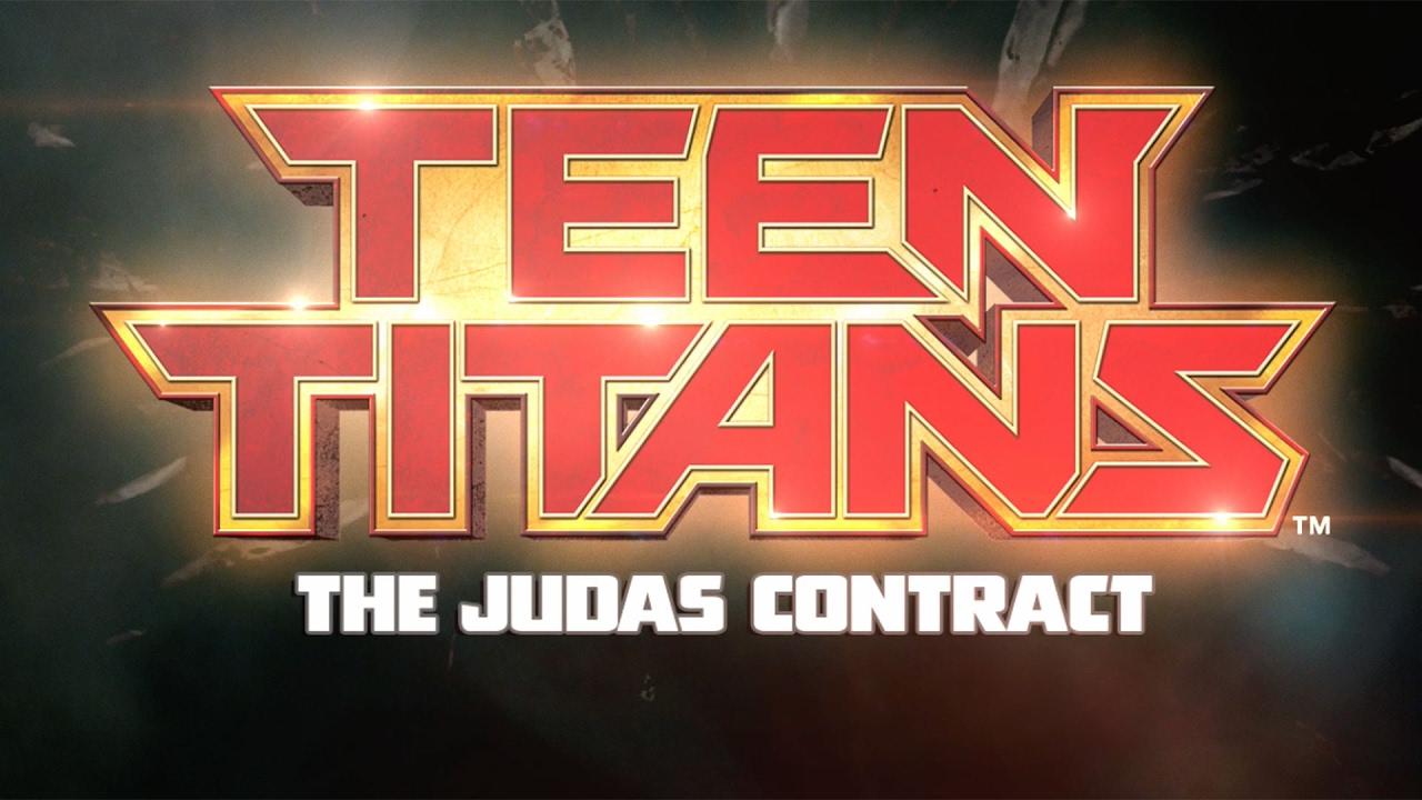 Teen Titans: The Judas Contract - Trailer