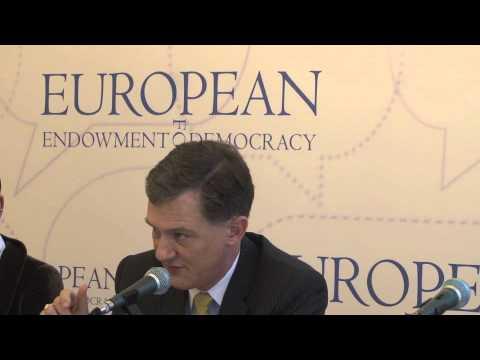 George Kent talks about Ukraine's energy market corruption challenges