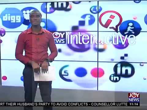 Facebook CV Trends in Ghana - Joy News Interactive (15-12-16)