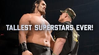 5 tallest WWE Superstars in history: 5 Things
