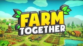Der beste Bauernhof der Welt 🎮 FARM TOGETHER #001