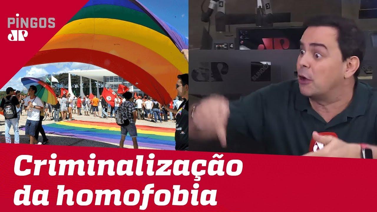 A homofobia e o politicamente correto