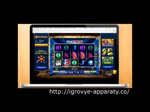 Видеообзор игрового клуба  Casino Korona - игровые автоматы, отзывы, бонусы