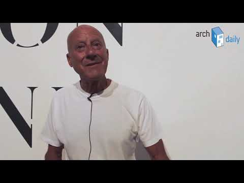 AD Interviews  Norman Foster
