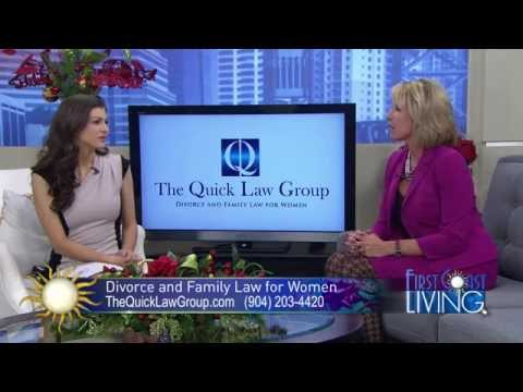 Quick Law Group: First Coast Live December 10, 2014