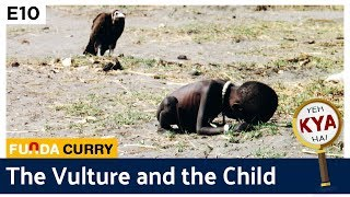 Funda Curry | The Vulture and The Child | FC