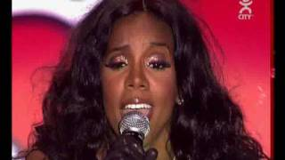 Kelly Rowland - Dilemma (Loop Live 2009 Sofia)