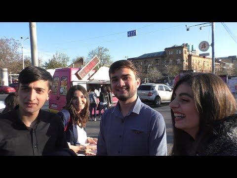 Yerevan,13.04.19, Sa, Video-1, Sksetsink Hartsnel Mer Droshits.