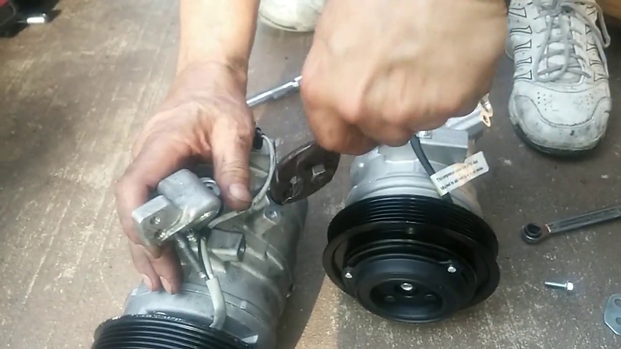 hight resolution of honda pilot a c compressor