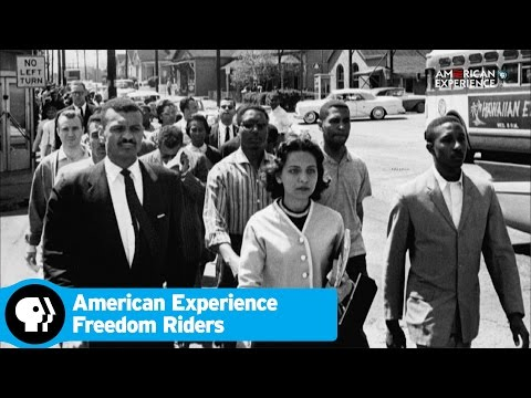 """Who the hell is Diane Nash?"" From Freedom Riders"