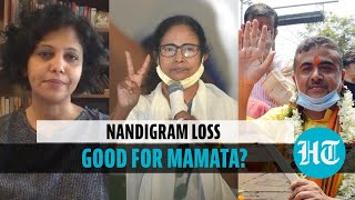 Why Nandigram loss is good for Mamata, Bengal