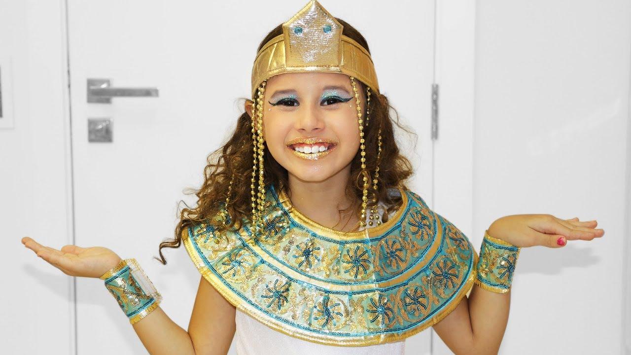 Fantasias e maquiagem para crianças ♥ Play with royal princess dresses