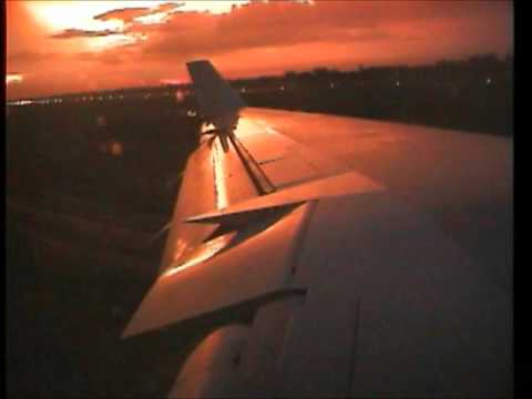 THE SIGHT & THE SOUND 2/6 : Garuda Indonesia MD-11ER PK-GIL documentary from Jakarta to Denpasar