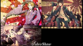 Repeat youtube video 【MafuMafu x Glutamine x Kouhey】Senbonzakura