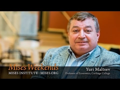 Yuri Maltsev: Why Socialism Endures