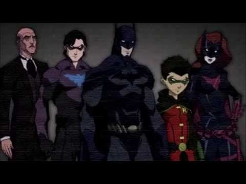 Upcoming DC Animated Movies 2015 and Beyond!