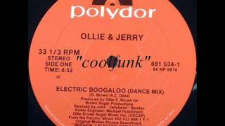 Ollie & Jerry Electric Boogaloo 12