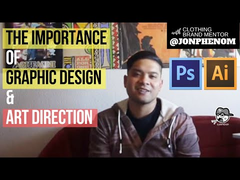 THE IMPORTANCE OF GRAPHIC DESIGN & ART DIRECTION [D+A 87]