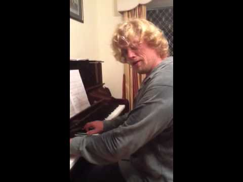 Tom Waits- the piano has been drinking Cover by uncle sifty