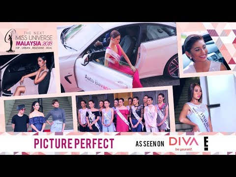 Picture Perfect   The Next Miss Universe Malaysia 2018   As Seen On DIVA & E!