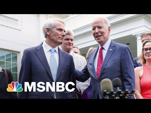 President Biden Clarifies Infrastructure Stance To Save The Deal