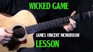 How To Play Wicked Game From Game Of Thrones Season 6 Trailer By James Vincent Mcmorrow Lesson