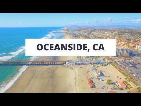 Oceanside, CA- A prized beach community in San Diego County