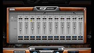 Jazz EZX + Toontrack EZdrummer