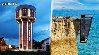 Las 10 Casas más increíbles que verás en tu vida