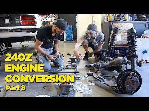 240Z - RB26 Engine Conversion [PART 8]