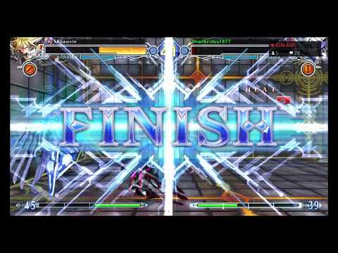Fighting Games Friday the First: Blazblue Central Fiction (7) |