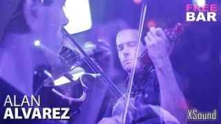 XSound party // ALAN ALVAREZ // Ночной клуб FREEBAR