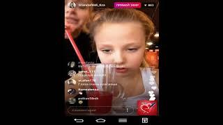 Лиза Триандафилиди с дочкой прямой эфир 28 03 2018 Дом 2 новости 2018