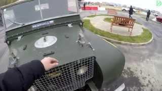 Осматриваем Land Rover Series 1 future Defender (4k, 3840x2160)